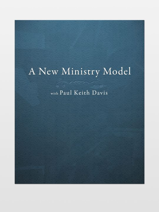 A-New-Ministry-Model