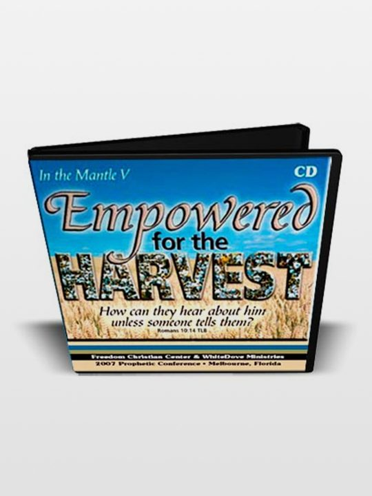 Empowered-for-the-Harvest